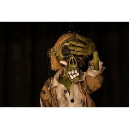 Teatro Infantil - Sesc Santo Amaro recebe O Trem Fantasma, espetáculo infantil que explora a técnica  de bonecos de fios