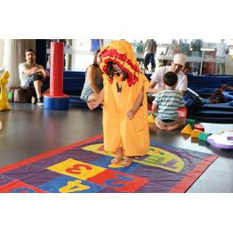 Crianças - Semana Mundial do Brincar no Sesc Santo Amaro