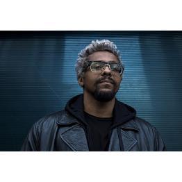 Black Alien com participação do rapper De Leve no Sesc Pinheiros